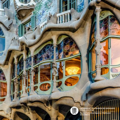 3 nous articles sobre la restauració de la Casa Batlló en què ha col·laborat professorat de l'EPSEB