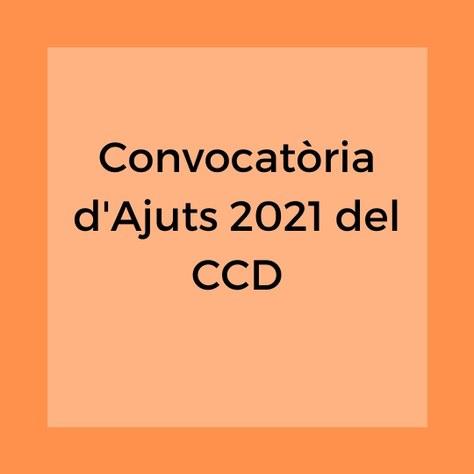 Oberta la convocatòria d'Ajuts 2021 a projectes de cooperació
