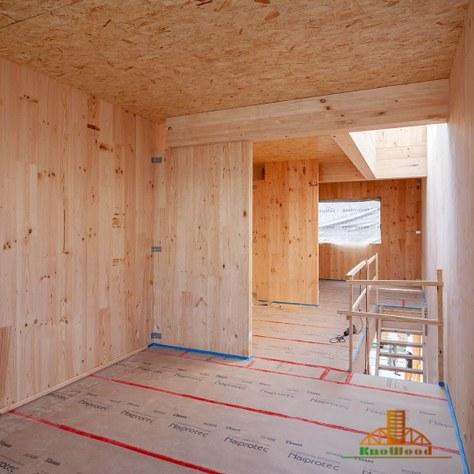 Curs en línia sobre construcció amb fusta