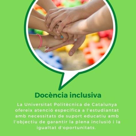 Docència inclusiva