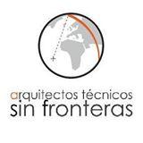 Logo de l'organització Arquitectos técnicos sin fronteras de l'Escola Politècnica Superior d'Edificació de Barcelona de la Universitat Politècnica de Catalunya · BarcelonaTech (UPC)