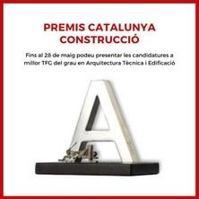 2021 Premis Catalunya Construcció