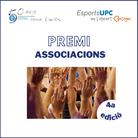 Premi a associacions d'estudiantat de la UPC