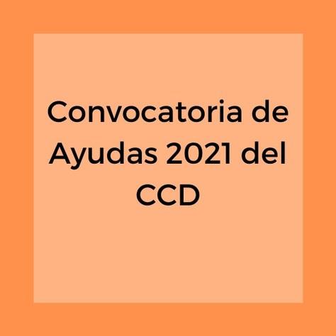 Abierta la convocatoria de Ayudas 2021 a proyectos de cooperación