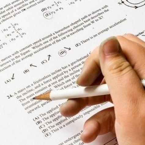 Calendario de exámenes parciales - curso 2020-2021 - 2º cuatrimestre