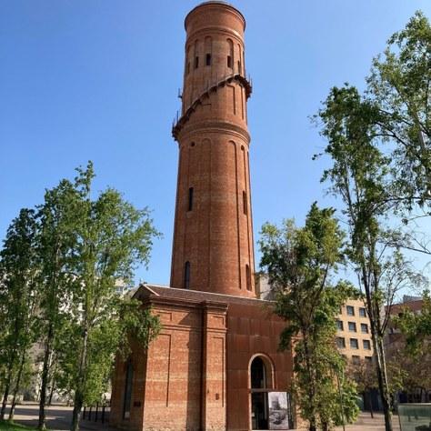 Joan Olona, profesor de la EPSEB, galardonado con uno de los Premios del Patrimonio Europeo por la Torre de les Aigües del Besòs