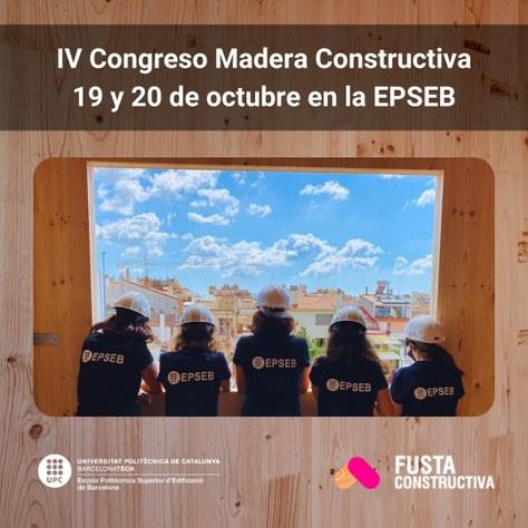 IV Congreso Madera Constructiva