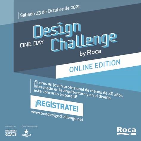 Roca One Day Design Challenge 2021