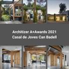 Oriol Marin, profesor de la EPSEB, recibe el premio Architizer A+Awards 2021